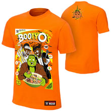 "The New Day ""Booty-O's"" Halloween T-Shirt"
