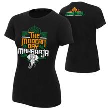 "Jinder Mahal ""Modern Day Maharaja"" Women's Authentic T-Shirt"
