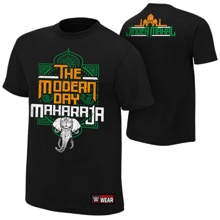 "Jinder Mahal ""Modern Day Maharaja"" Youth Authentic T-Shirt"