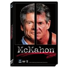 McMahon – The DVD
