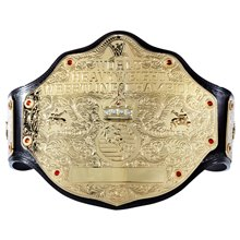 WWE World Heavyweight Championship Commemorative Title Belt