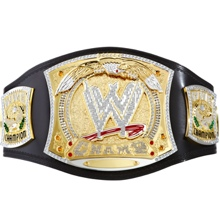 WWE Championship Spinner Commemorative Title Belt
