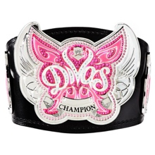 WWE Divas Championship Replica Title Belt