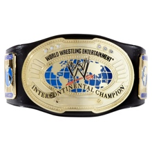 WWE Intercontinental Championship Commemorative Belt