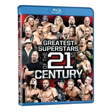 WWE Greatest Superstars of the 21st Century Blu-Ray