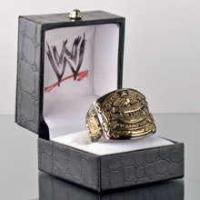 WWE Undisputed Championship Finger Ring