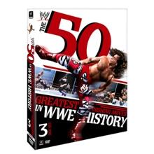 WWE 50 Greatest Finishing Moves DVD