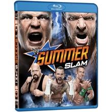 WWE Summerslam 2012 Blu-Ray DVD