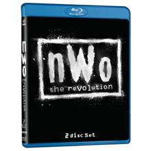 nWo: The Revolution Blu-ray DVD