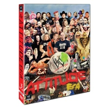 WWE: The Attitude Era DVD