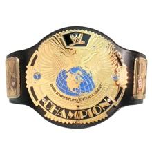 WWE Attitude Heavyweight Championship Adult Casted Replica Belt