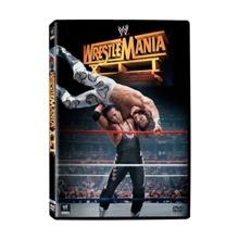 WrestleMania XII DVD