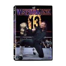 WrestleMania XIII DVD