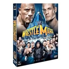 WrestleMania 29 DVD