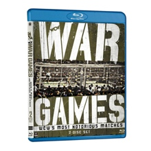 WCW War Games: WCW's Most Notorious Matches Blu-ray