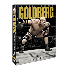 Goldberg – The Ultimate Collection DVD