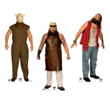 The Wyatt Family Standee Package