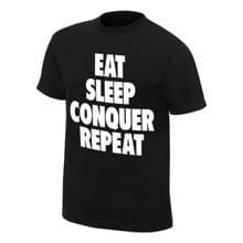 "Brock Lesnar ""Conquer"" Special Edition T-Shirt"