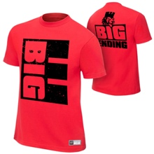 "Big E ""Big Ending"" Youth Authentic T-Shirt"