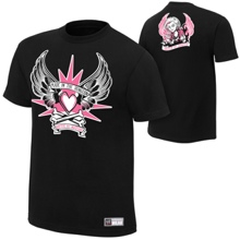 "Natalya ""Queen of Harts"" Youth Authentic T-Shirt"