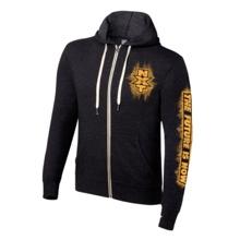 """NXT """"The Future Is Now"""" Lightweight Full-Zip Hoodie Sweatshirt"""
