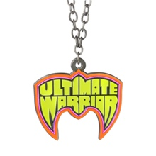"Ultimate Warrior ""Parts Unknown"" Pendant"