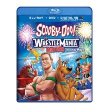 Scooby-Doo WrestleMania Mystery Blu-ray