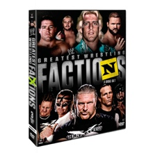 WWE Presents Greatest Wrestling Factions DVD