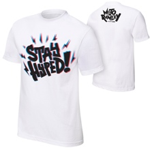 """Mojo Rawley """"Stay Hyped"""" NXT Authentic T-Shirt"""
