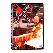 WWE Extreme Rules 2014 DVD