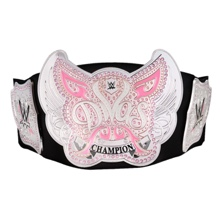 WWE Divas Championship Toy Title Belt (2014)