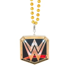 WWE Championship Light Up Necklace