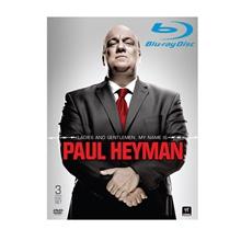 Ladies and Gentlemen, My Name is Paul Heyman Blu-ray
