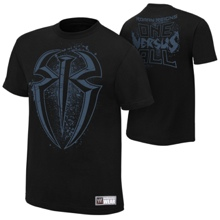 """Roman Reigns """"One Versus All"""" Youth Authentic T-Shirt"""