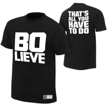 """Bo Dallas """"BO-LIEVE"""" Youth Authentic T-Shirt"""