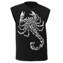 """Sting """"Scorpion"""" Muscle T-Shirt"""