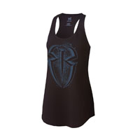 "Roman Reigns ""One Versus All"" Women's Racerback Tank Top"