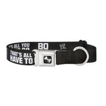 """Bo Dallas """"BOLIEVE"""" Dog Collar"""