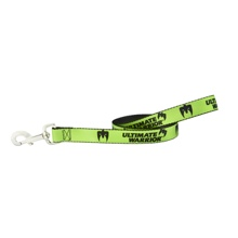 """Ultimate Warrior """"Parts Unknown"""" Dog Leash"""