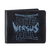 "Roman Reigns ""One Versus All"" Wallet"