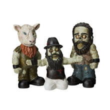 Wyatt Family Collectible Zombie Figures