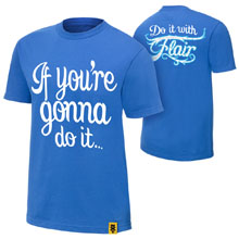 "Charlotte ""Do It With Flair"" Authentic T-Shirt"