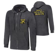 """Seth Rollins """"Buy In"""" Full-Zip Hoodie Sweatshirt"""