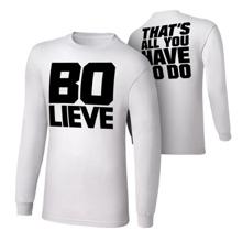 "Bo Dallas ""BOLIEVE"" Long Sleeve T-Shirt"