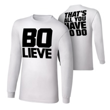 "Bo Dallas ""BOLIEVE"" Youth Long Sleeve T-Shirt"