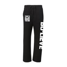"Bo Dallas ""BOLIEVE"" Youth Sweatpants"