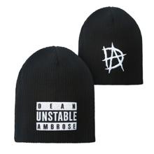 """Dean Ambrose """"Unstable Ambrose"""" Knit Hat"""