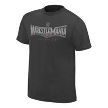WrestleMania 31 Logo T-Shirt