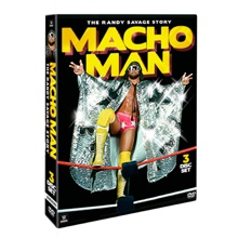 Macho Man: The Randy Savage Story DVD
