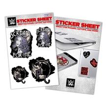 Paige Vinyl Sticker Sheet